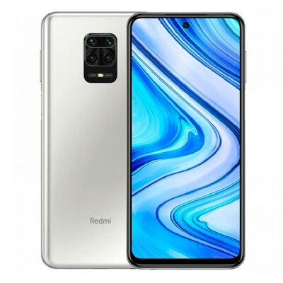 Смартфон Xiaomi Redmi Note 9S 6/128Gb White