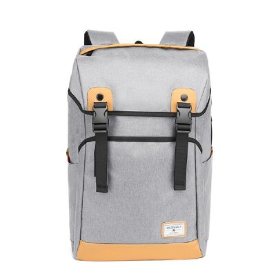 Рюкзак Arctic Hunter - Golden Wolf GB00367 Grey