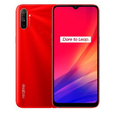 Смартфон Realme C3 3/64Gb Blazing Red (RMX2020)