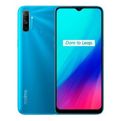 Смартфон Realme C3 3/64GB Frozen Blue (RMX2020)